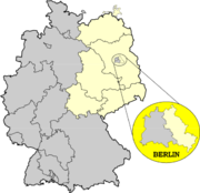 The East German Bezirke
