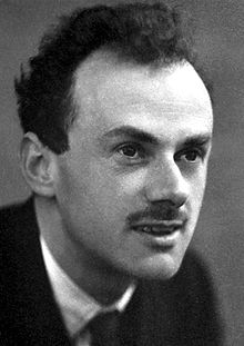 Image illustrative de l'article Paul Dirac