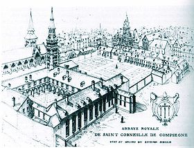 Image illustrative de l'article Abbaye Saint-Corneille