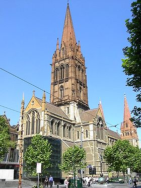 Image illustrative de l'article Cathédrale Saint-Paul de Melbourne