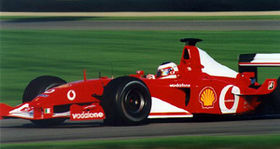 Image illustrative de l'article Ferrari F2003-GA