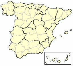Spain provinces, blank.png